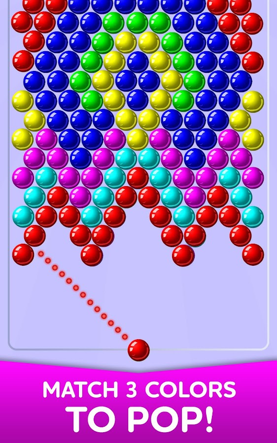 bubble shooter levels