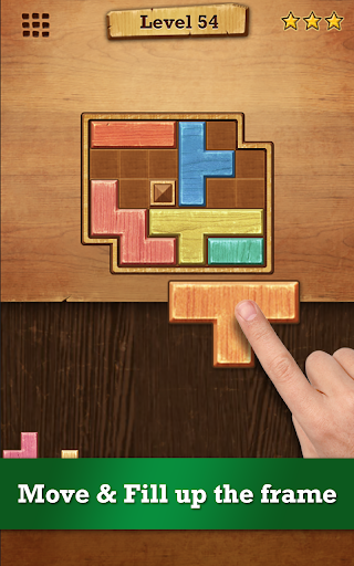Wood Block Puzzle apkpoly screenshots 2