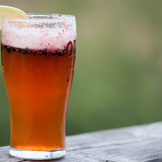 Huckleberry Michelada