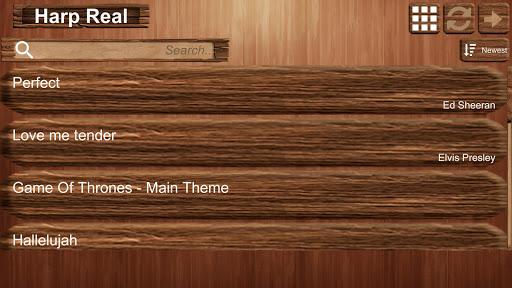 Harp Real 1.1 screenshots 2