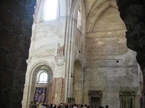 Photo: Nagie ściany bazyliki