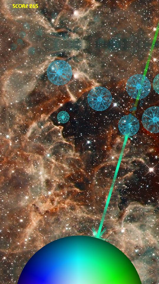 Скриншот ChromaStar(Free)