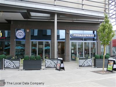 Pizzaexpress On Southwater Square Restaurant Italian In