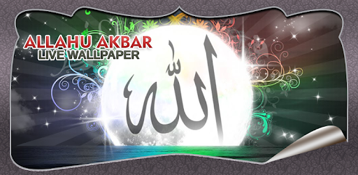 Allahu Akbar Live Wallpaper