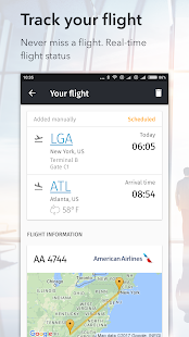 FLIO - The Global Airport App - náhled