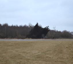 Photo: De ontploffing