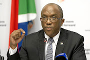 Auditor-general Kimi Makwetu is waiting for law enforcement agencies to handle the matter.