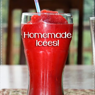 Homemade Icees Recipe