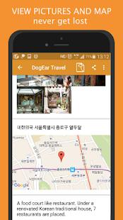 Seoul city guide - náhled