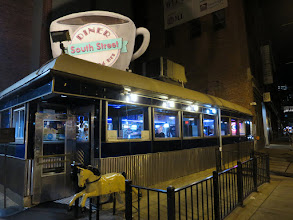 Photo: Coffee at 05:15 walking to South Station