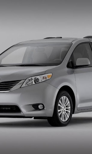 Wallpapers Toyota Sienna
