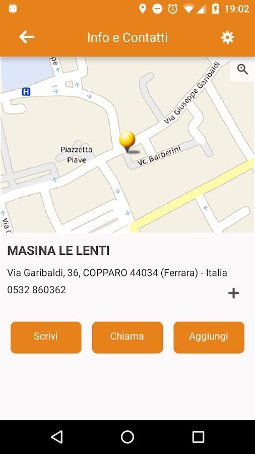 Le Lenti By Masina- screenshot