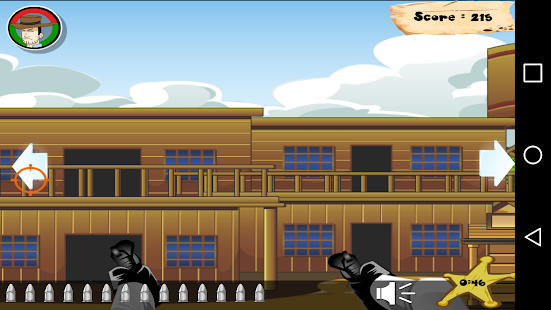 Wild West City Shootout- screenshot thumbnail