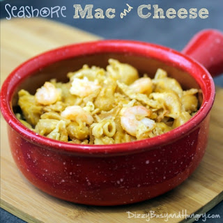 Seashore Mac and Cheese