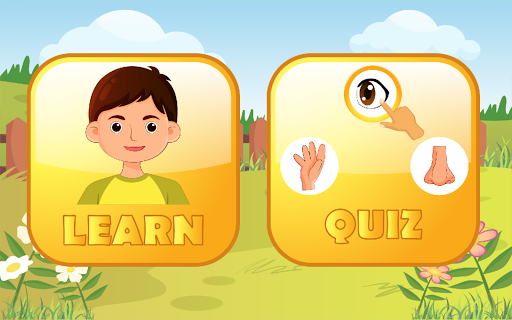 5 Senses for Kindergarten  screenshots 1