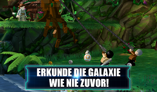 LEGO® Star Wars™: TFA  Frei Ressourcen 3