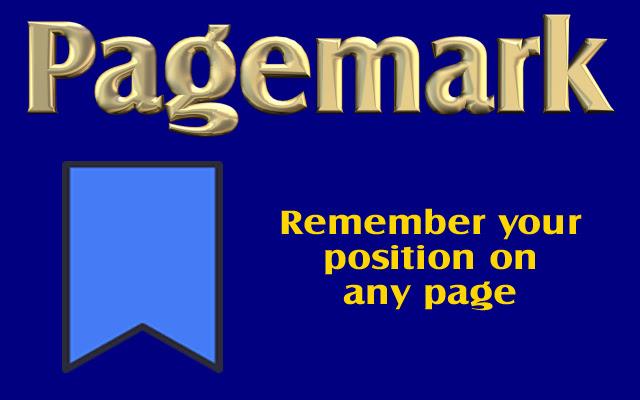 Pagemark for Chrome