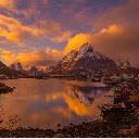 Norway Popular Scenery HD New Tabs Themes
