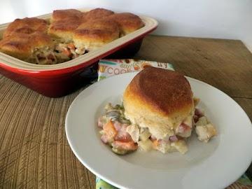 Ham & Turkey Bake Recipe