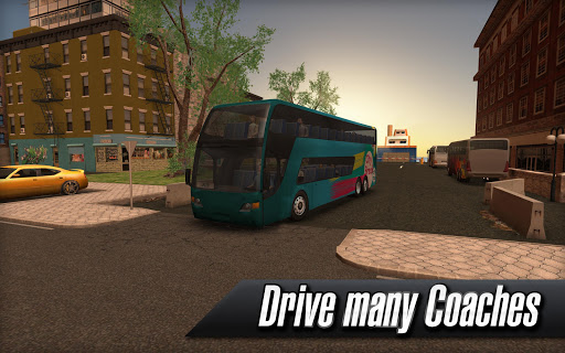 Coach Bus Simulator  captures d'écran 3