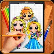 Learn How to Draw Chibi Cute Girls