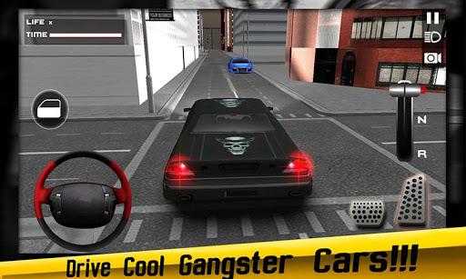 Crime Driver Vs Police Chase