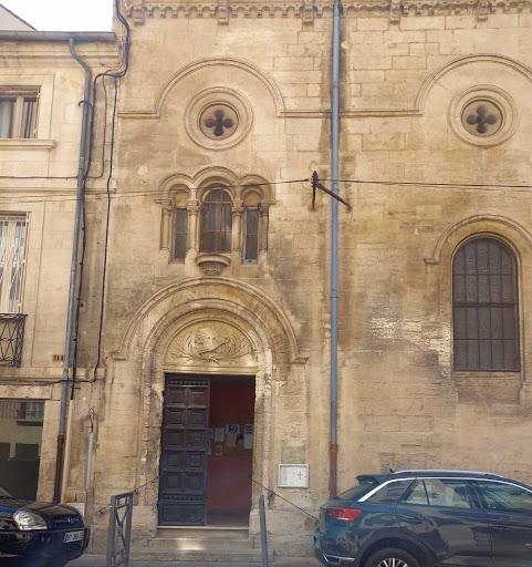 photo de chapelle des Franciscains