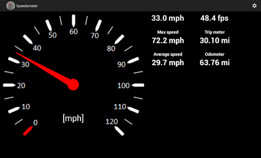 Speedometer screenshot 11