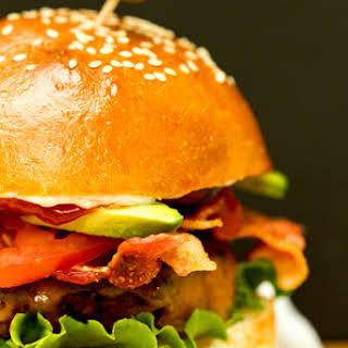 Hamburger Buns.