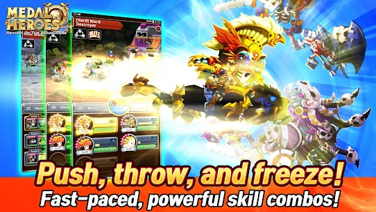 Medal Heroes : Return of the Summoners Mod Apk Download For Android and Iphone 4