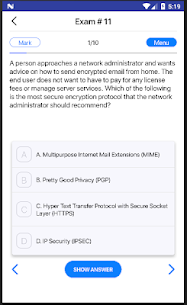 Ethical hacking and countermeasures practice exams Apk Download For Android 3