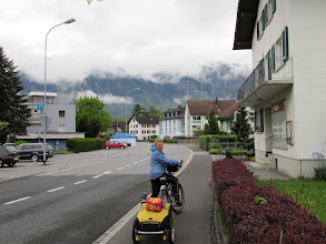 Photo: Day 37 - Dee in Liechtenstein!