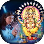 Ganesh Photo Frame - Ganesh Chaturthi Photo Editor