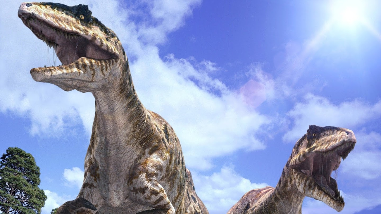 Watch Walking With Dinosaurs live*