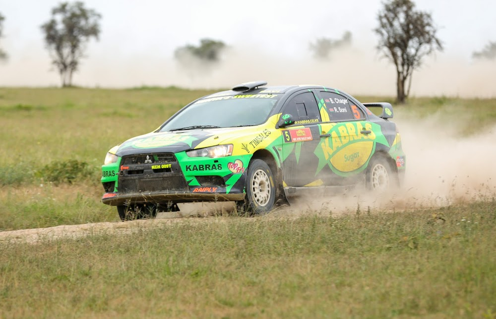 Chager also starts KCB Guru Nanak Rally as one of the hot favourites