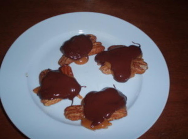 Caramel Turtles Recipe