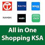 Saudi KSA Online Shopping Icon