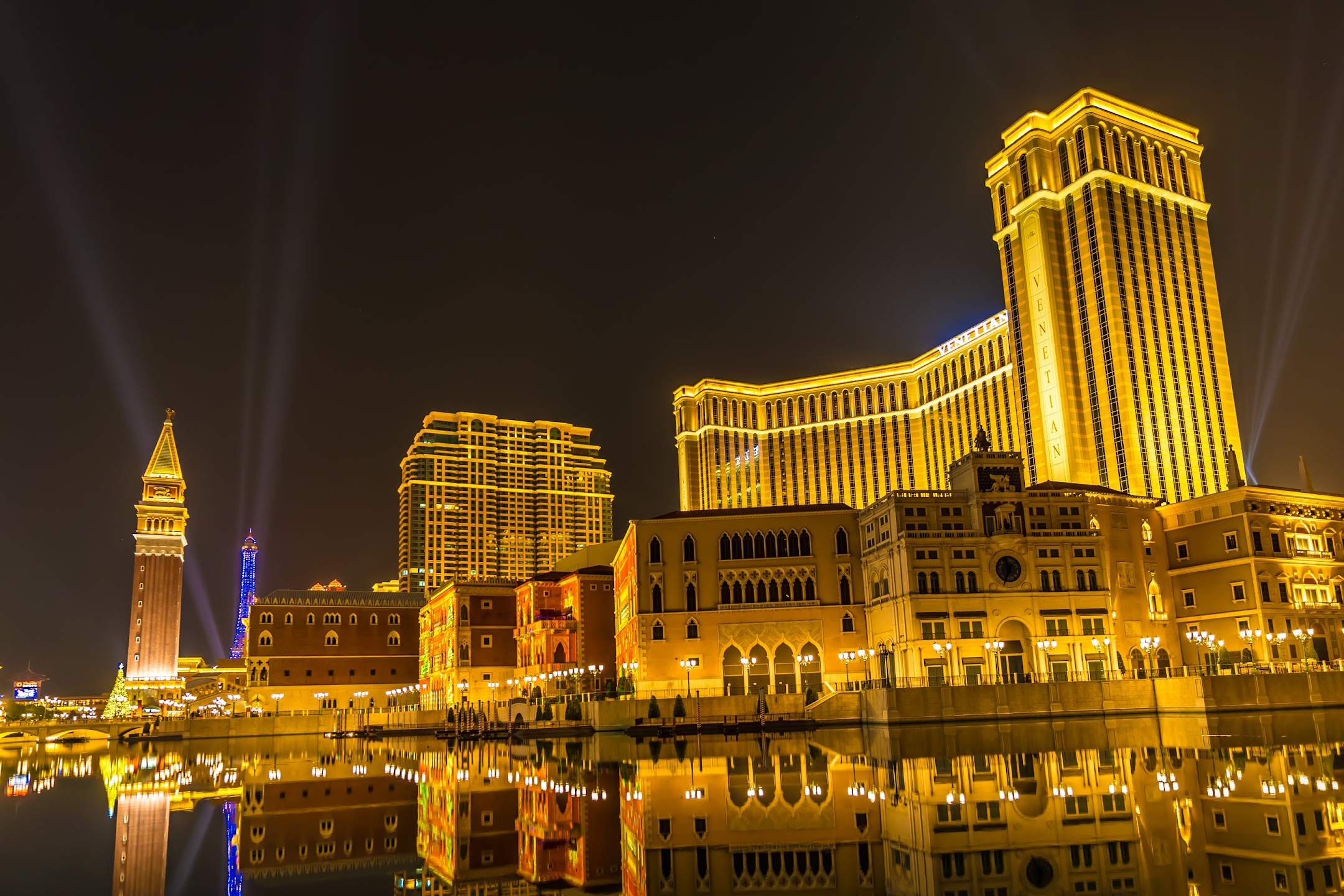 The Venetian Macao night2