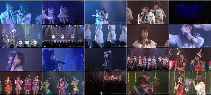 181103 NMB48 山本彩卒業特別公演「ここにだって天使はいる」公演 720p