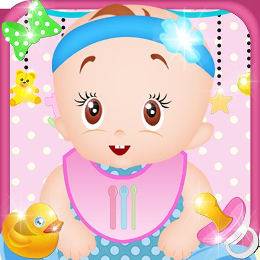 休闲のマイドリームハウス - 赤ちゃんゲーム LOGO-記事Game