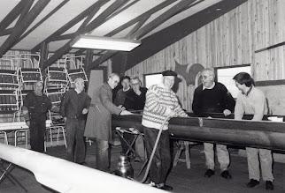 Photo: 1992 Odense Roklubs tirsdagshold. Foto Fyens Stifstidende