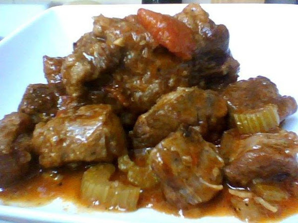 Osso Bucco And Vegetables Recipe
