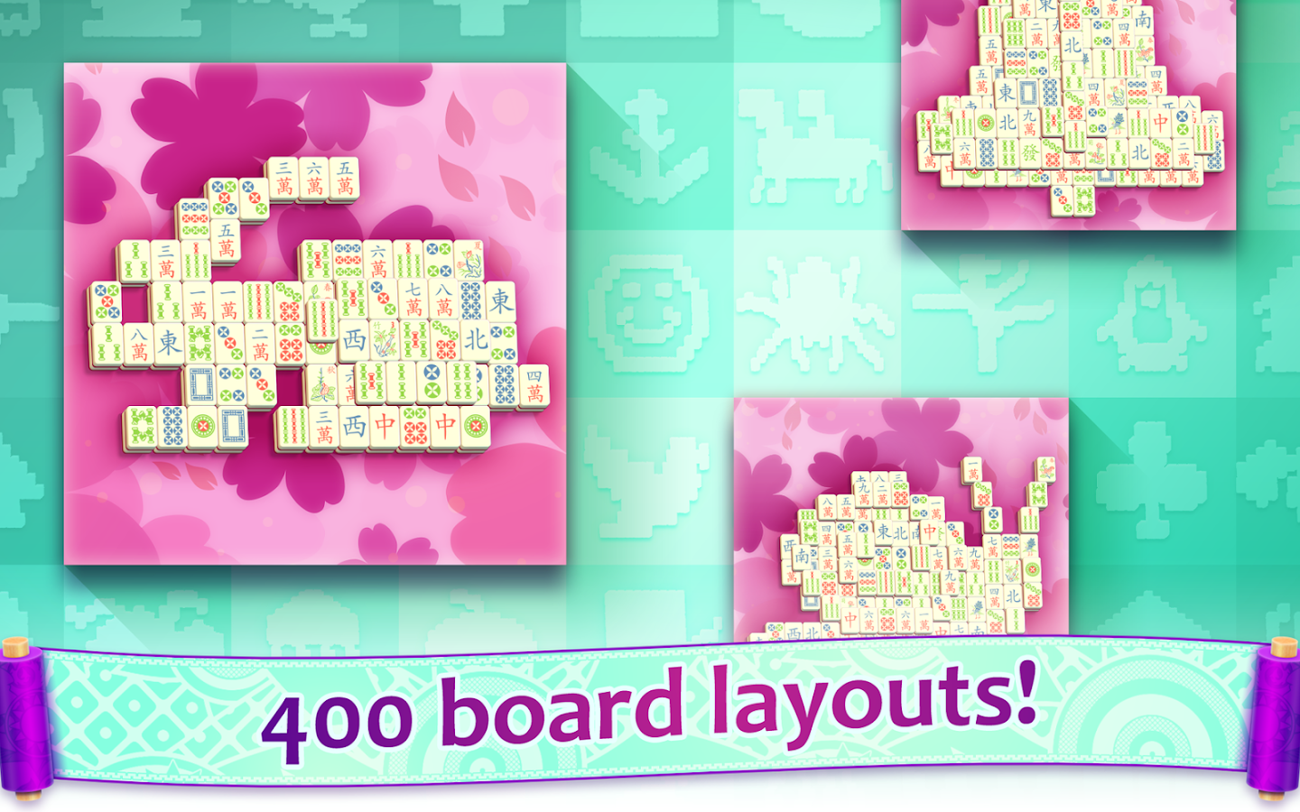 World's Biggest Mahjong- screenshot
