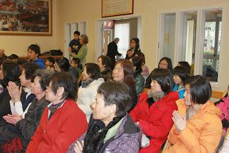 Photo: 觀賞陶笛家族的表演