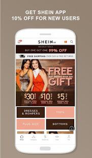App SHEIN-Fashion Shopping Online APK for Windows Phone