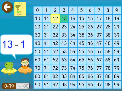 Matemu00e1ticas con Grin I 4,5,6 au00f1os primeros nu00fameros 5.9.64 screenshots 5