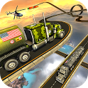Army Truck Hard Driving Tracks icon
