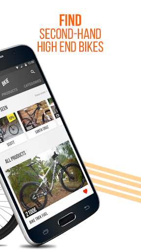 BKIE, flea market for bikes 4.1.1 screenshots 2