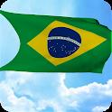 3D Brazil Flag Live Wallpaper icon