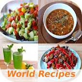 3000+ World Recipes